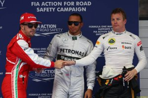 Motor Racing - Formula One World Championship - Chinese Grand Prix - Qualifying Day - Shanghai, China