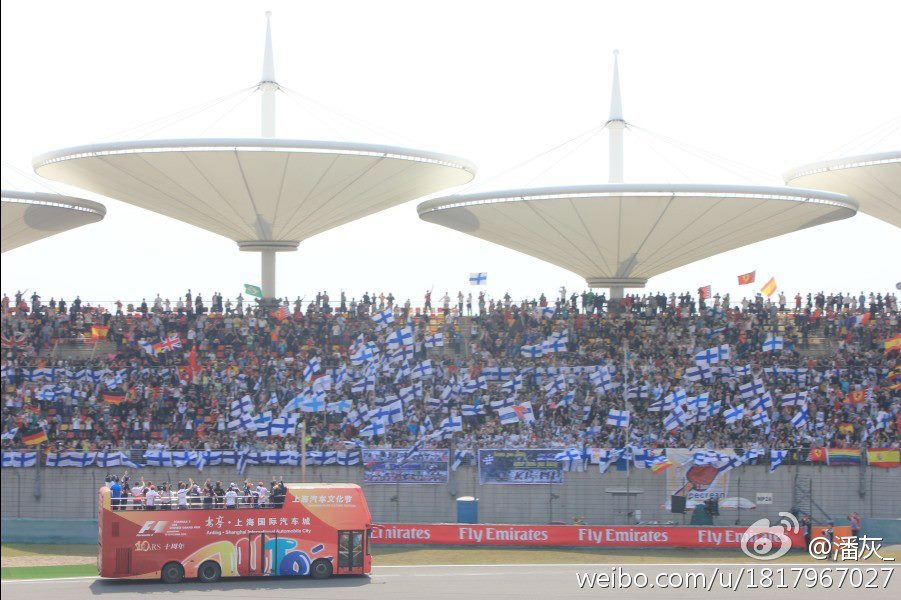 CHINA GP 2013 – KIMI SOLDIERS ON TO TAKE 2ND | F1 Race Reviews