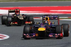 Spanish F1 Grand Prix - Race