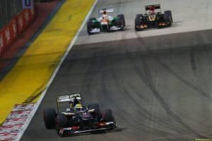 Kimi passes di Resta
