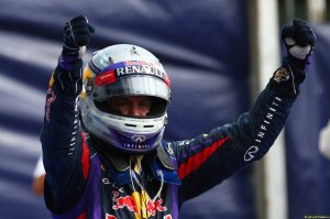 Another Vettel victory
