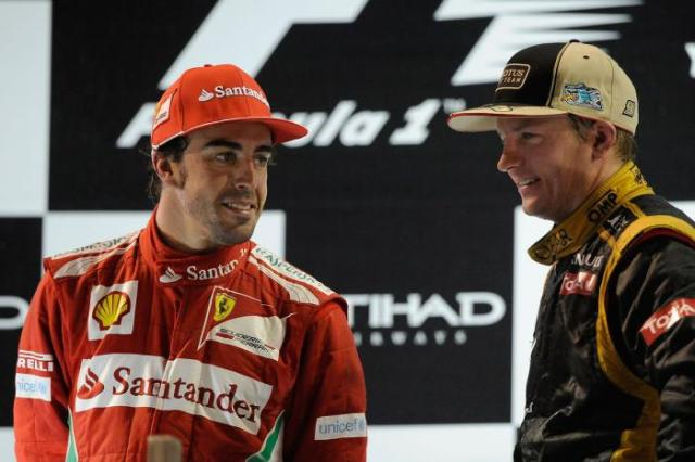 alonso-and-kimi-podium