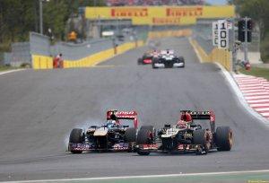 Raikkonen vs Ricciardo. Round 3.