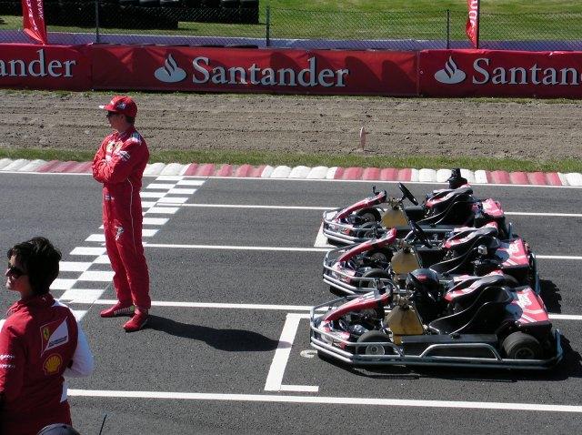 Kimi karting