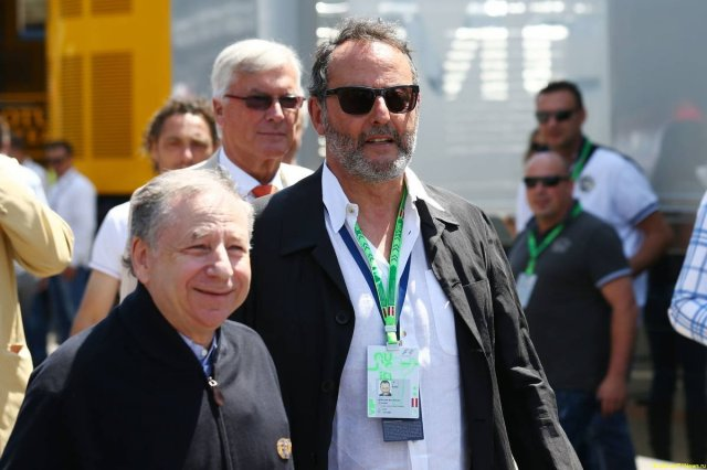 Everything pretty much turned to shit after you left Ferrari, Mr. Todt. Can you come back. You can bring old Léon.