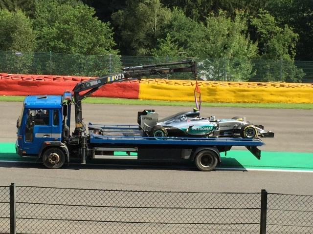 Rosberg puncture